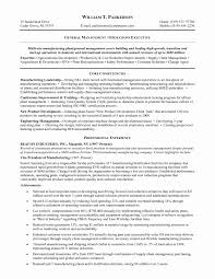 Resume Objectives For Managers Career Change Resume Objective Statement Examples Inspirational 16