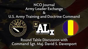 nco journal round table discussion