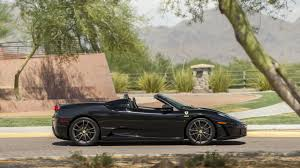 The car has a dry weight of 2,954 lbs,176 lbs lighter than the f430 spider and a curb weight of 3,175 lbs. 2009 Ferrari F430 Scuderia Spider 16m S148 Monterey 2017