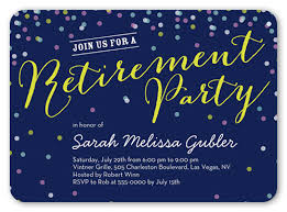 Retirement Invitation Wording Template And Guidelines