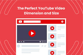 you video dimension and size