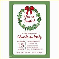 Free Holiday Party Templates Free Holiday Party Invitation Templates Of Free Printable