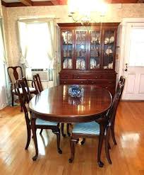 ethan allen outlet charlotte dining room furniture fr sets person table chairs used