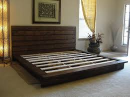 Awesome How To Build A King Size Platform Bed 99 With Additional