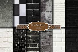 old brick wall background graphic by