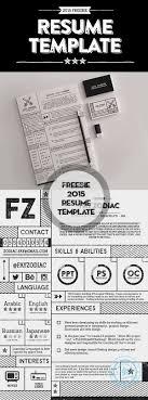 modern resume templates psd mockups bies graphic vintage resume psd template