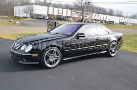 2005 Mercedes-Benz CL65 AMG For Sale at Switchcars Inc