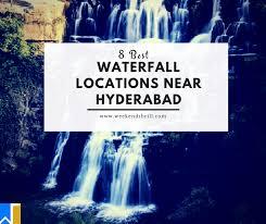 best waterfall locations near hyderabad