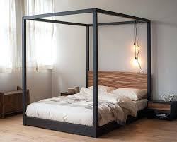 Four Post Beds Four Poster From Natural Bed Company The Cube Other ...