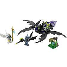 Đồ chơi Lego chima máy bay chiến đấu dơi 70128 từ Đan Mạch