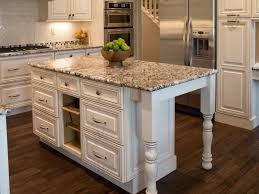 Granite Top Island Kitchen Table Gallery Small With Stove Width