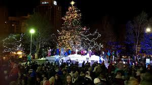 Christmas Tree Lighting Anchorage Lighting Up The Holidays Town Square Tree Lighting Ceremony