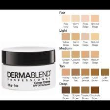 Dermablend Professional Cover Creme Fair Color Almond