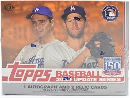 Buy sports trading card packs and get the best deals at the lowest prices on ebay! 2019 Topps Update Series Baseball Hobby Jumbo Box Plus 2 Silver Packs Da Card World