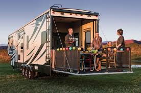 best rated toy hauler with outdoor kitchen vermontwoodturning home design