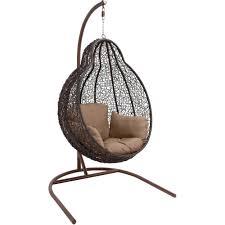 Hanover Egg Swing04 Outdoor Wicker Rattan Hanging Egg Chair Swing And  Stunning Rattan Egg Swing Chair