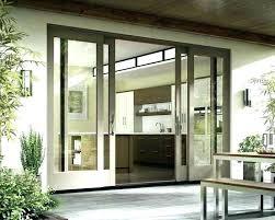 replace sliding glass door with french doors replacement sliding glass doors cost replace french doors