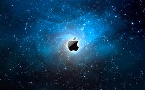 cool apple logos in space. space apple logo wallpapers and stock photos cool logos in wallpaperstock