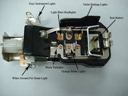 light switch wiring diagram on 59 the 1947 present chevrolet the fuse in the switch is for the rheostat and if any of the dash lights are shorting out it will blow that fuse i had a courtesy light in the ignition