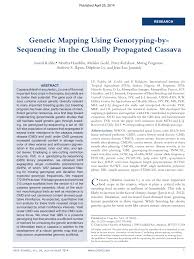 Linkage and Genome-Wide Association Mapping using Next-Generation ...