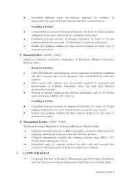 Sample Chemistry Resume Best Of Chemist Resume Sample Resume Tutorial