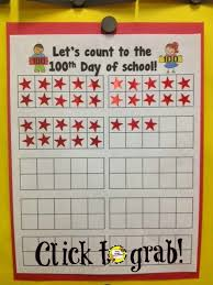 Easy And Meaningful Way To Record 100 Days Of School 100
