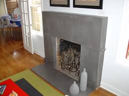 concrete countertops austin texas fireplace surrounds hearths