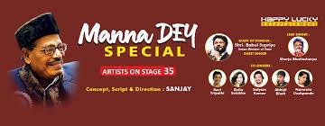 manna dey special