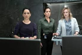 The Women Of Blindspot Season 2 Episode 9