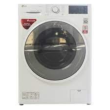 Máy Giặt Cửa Ngang Inverter LG FC1408S4W2 (8kg) - Hàng Chính Hãng - Máy giặt