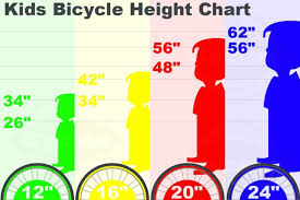 Choosing Bike Size By Height How To The Frisky