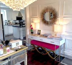 incredible pink office desk beautiful home. Home Office Reveal, Best Goods Find Ever, And A Masterpiece In Pink White Gray Incredible Desk Beautiful E