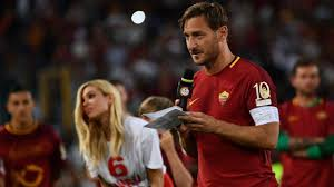 Francesco Totti intervista:
