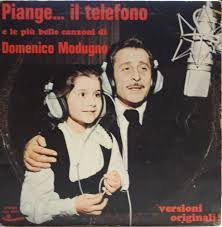 LP Domenico Modugno Piange... il telefono e le più belle canzoni -  Mercatino dell'usato GPU