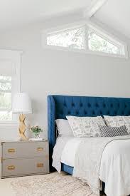 gray nightstand