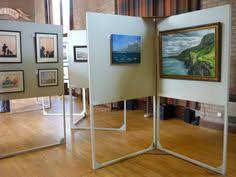 Art Exhibition Display Stands How to Set Up an Art Exhibition an eventful personal journey 13