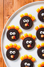 Canned pumpkin and cream cheese are just two of the delightful ingredients that come together in this dessert that's both creative and cute. 35 Best Mini Thanksgiving Desserts Ideas For Thanksgiving Treats
