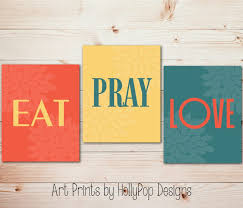 eat drink and be happy wall decor wood