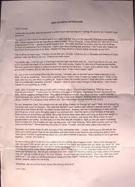 This Has Got To Be The Most Epic Divorce Letter Ever Written Humor