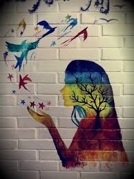 Awesome wall painting
