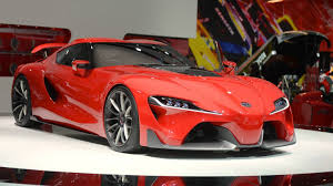 It Looks Like the New Toyota Supra Will Have A 4-Cylinder Engine ...