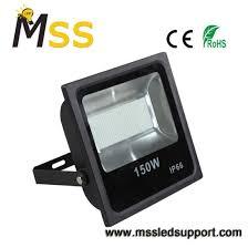 china professional stadium outdoor light high power 150w led floodlight china 150w led flood light outdoor light