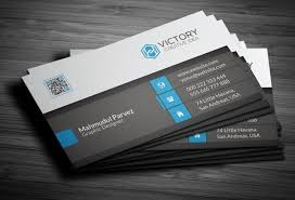 visting card format free print ready high resolution corporate business card template
