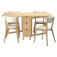 erfly dining table ikea round and chairs 6 seat room tables folding throughout foldaway