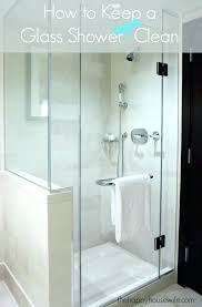 best way to clean shower fabulous best way to clean shower doors if you love a best way to clean shower