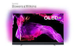 OLED+ 4K TV mit dem Sound von Bowers & Wilkins 55OLED903/12