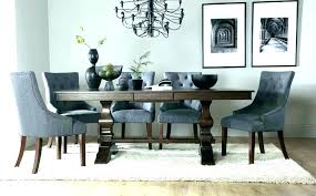 dining room chairs set of 8 table and round uk for