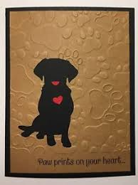 sympathy card pet handmade loss of a pet dog sympathy card bereavement condolence dog