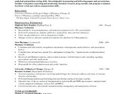 Bistrun : Pharmacy Technician Resume Sample Districte15 Info ...