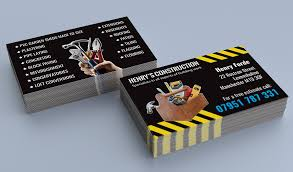 Remodeling And Design Business Top 28 Examples Of Unique Construction Business Cards